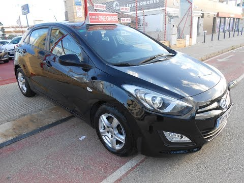 See video Hyundai I30 1.4CRDi GL CITY