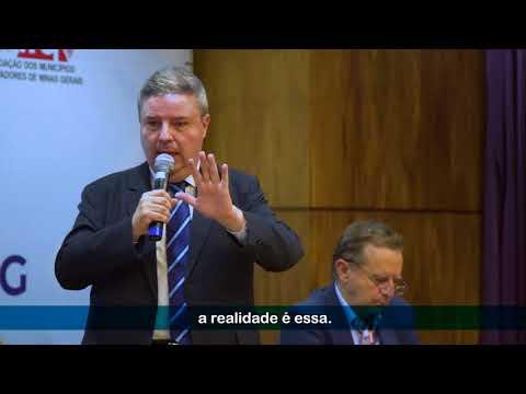 Transparência será essencial para o futuro governador – Encontro com Prefeitos – Antonio Anastasia