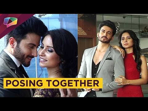 Dheeraj Dhoopar and Vinny Arora's Photo shoot