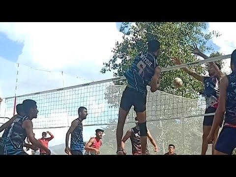| 🏐 Karasa VS Arhal 3rd set ( Part - 1) || Semifinal Match 🔥
