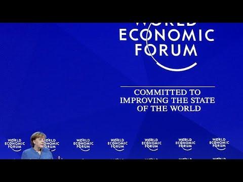 Νταβός: Ευρωπαϊκός προσανατολισμός και συζητήσεις για την κλιματική αλλαγή…