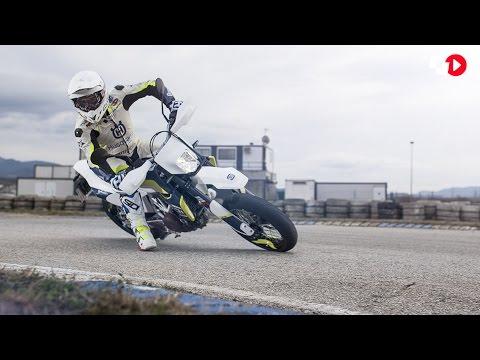 Vídeos de la Husqvarna 701 Supermoto