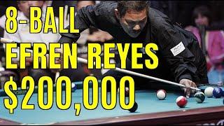 Video Reyes vs Mike Sigel $200,000 8-ball MP3, 3GP, MP4, WEBM, AVI, FLV Juni 2018