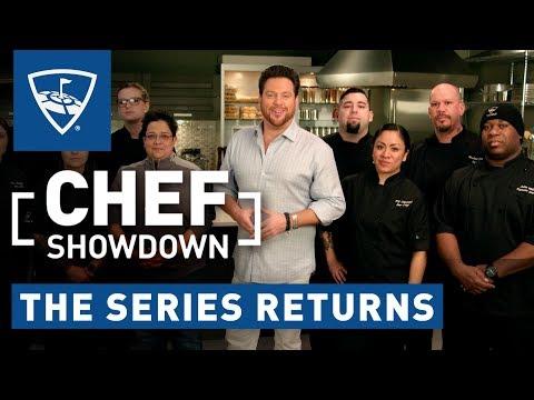 Chef Showdown | Season 2 Promo | Topgolf