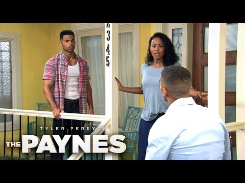 Kendrick Catches Nyla and Terrance Kissing | Tyler Perry's The Paynes | Oprah Winfrey Network