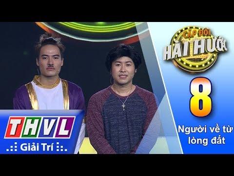 THVL | Cặp Đôi Hài Hước Mùa 2 – Tập 8[5]: Âm Dương Cách Biệt - Võ Tấn Phát, Akira Phan - Thời lượng: 19:20.