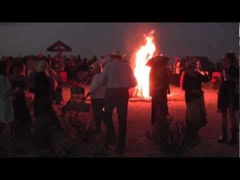 Day of the Dead Celebration - Terlingua Ghost Town Cemetery - 2012