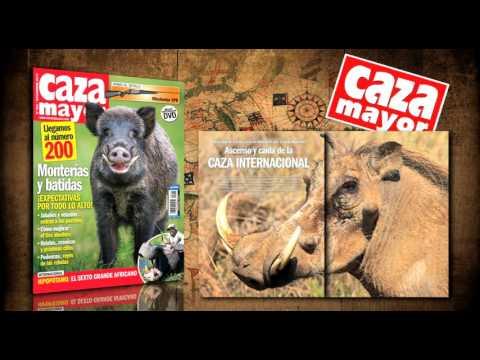 Revistas Federcaza y Caza Mayor Noviembre 2015