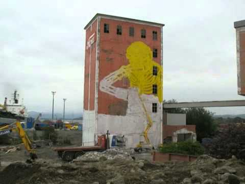 Watch 'Espectaculares animaciones de graffitis en time-lapse (video)'
