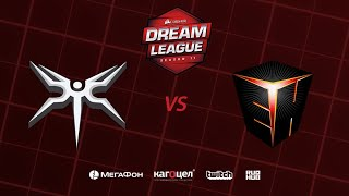 Mineski vs  EHOME, DreamLeague Season 11 Major, bo3, game 2 [Lex & GodHunt]