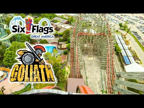 Download She Went On Goliath Six Flags Great America Video 3GP Mp4
