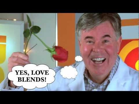 Will It Blend – Valentine Roses