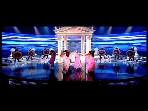 Fawazeer Myriam zorba dance / ميريام فارس رقصة زوربا يونانية