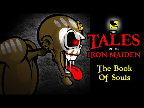 The Tales Of The Iron Maiden - THE BOOK OF SOULS