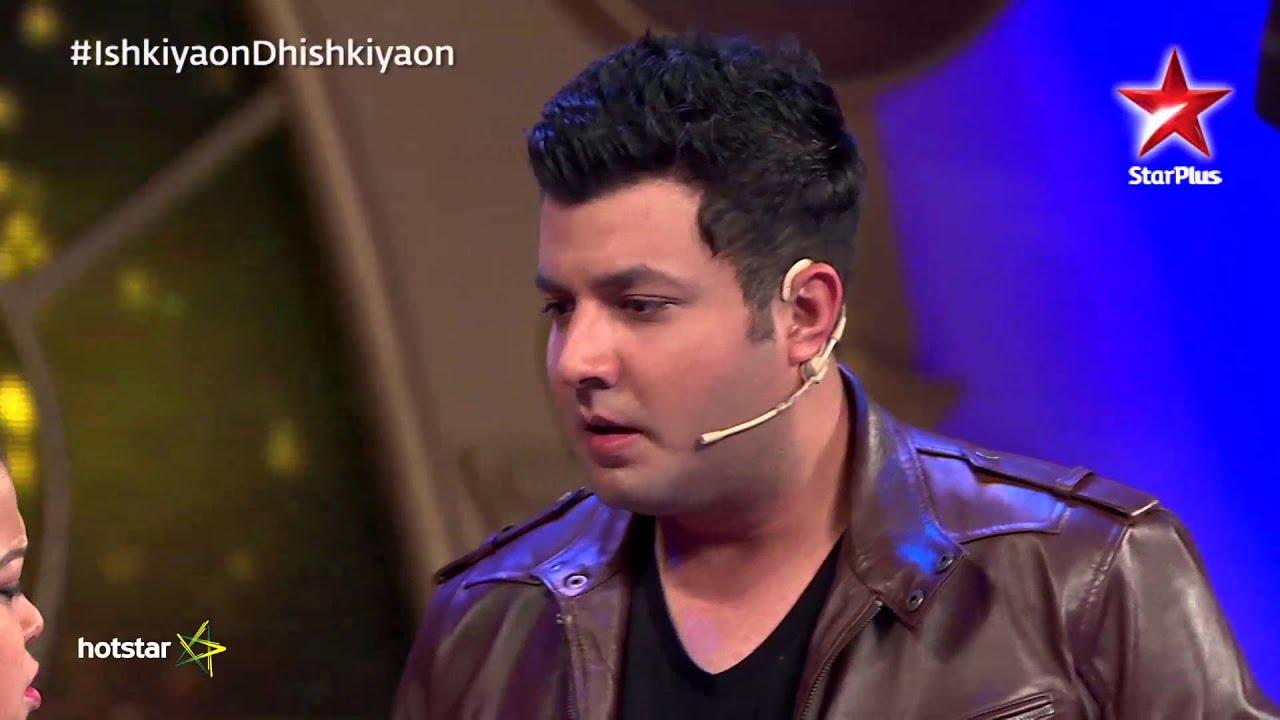 Fun moments on Ishkiyaon Dhishkiyaon!