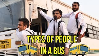 Video Types Of People in a Bus - Amit Bhadana MP3, 3GP, MP4, WEBM, AVI, FLV Desember 2017