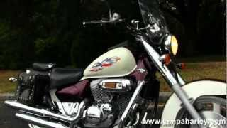 8. 2002 Hyosung GV 250 Aquilla Motorcycle for sale