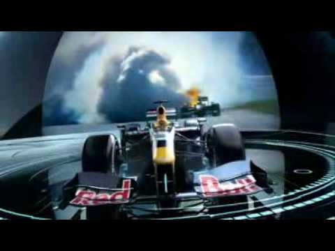 Vettel muestra la tecnología de Red Bull