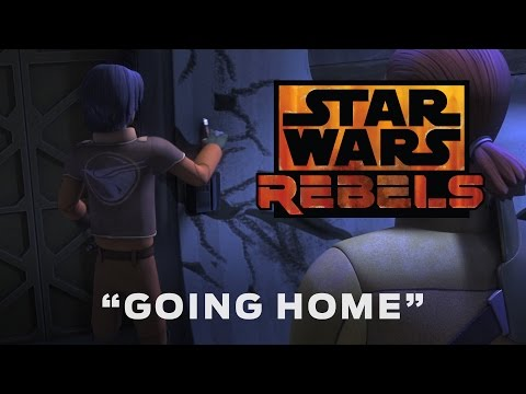 Star Wars Rebels 1.08 (Clip 2)