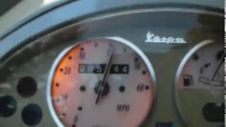 10. 2001 Vespa ET2 50