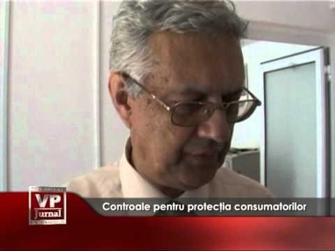 Controale pentru protectia consumatorilor