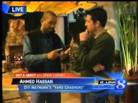 , title : 'Yard, Garden & Patio Show - Drew Carney Interviews Ahmed Hassan & Micah Dennis'