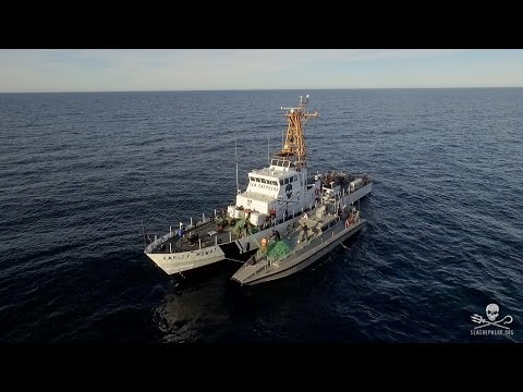 Sea Shepherd Removes gillnet from Endangered Vaquita Habitat