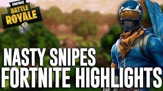 Nonton Nasty Snipes   Fortnite Battle Royale Highlights   Ninja Film Subtitle Indonesia Streaming Movie Download