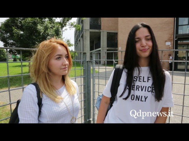 Maturità 2017, le impressioni degli studenti del Da Collo di Conegliano dopo la prima prova