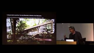 "Renato Anelli presents ""Lina Bo Bardi in the Frame of Brazilian Architecture"""