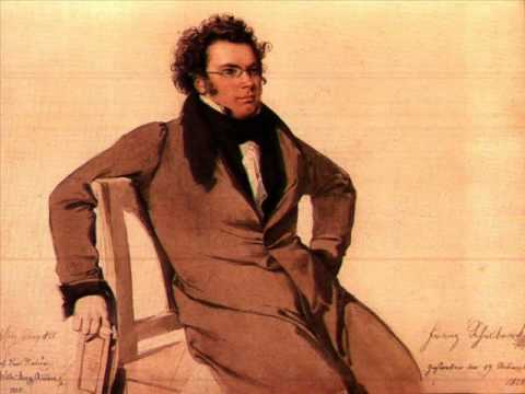 Schubert Fantasia for Two Pianos in F Minor, D. 940 (1/3); 1st movement; Perahia & Lupu