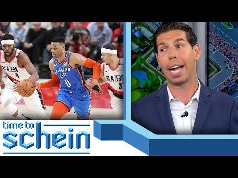 Video: Westbrook heads to HOUSTON! | Time to Schein