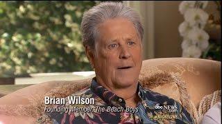 Brian Wilson Love & Mercy Beach Boys Movie Interview