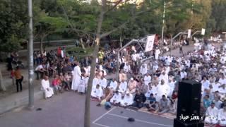 تكبيرات و صلاة عيد الفطر - غزة - 2015م