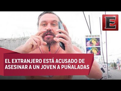 Trasladan a la cárcel de Cancún a ruso involucrado en asesinato