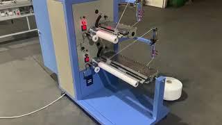 pp yarn winding filter cartridge machine youtube video