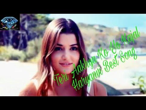 Video Murat And Hayat Song Teri Aakhya Ka Yo Kajal Haryanvi Best Song Ft Hayat and Murat download in MP3, 3GP, MP4, WEBM, AVI, FLV January 2017