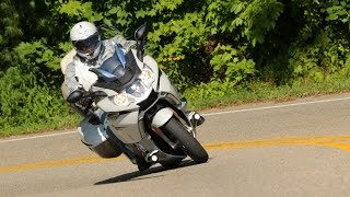 5. Tail of the Dragon at Deals Gap on the BMW K1600GTL Exclusive ~ West End