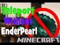 4 Cara Teleport Tanpa Ender Pearl - Minecraft PE