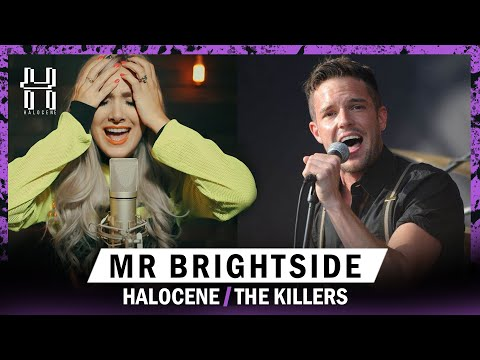 """The Killers  """"Mr. Brightside"""" Cover by Halocene"""