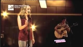 Bridgit Mendler   5:15 (Live @ MTV UK 23/04/13)