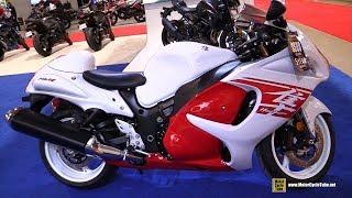 10. 2018 Suzuki Hayabusa GSX1300R - Walkaround - 2018 Toronto Motorcycle Show