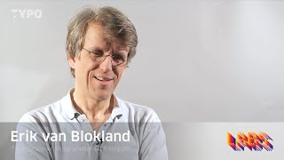 Short interview with TYPO Labs speaker Erik van Blokland