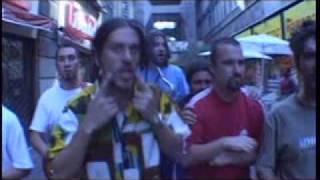 SANTO BARRIO - Traigo El Aguante