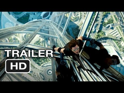 Mission Impossible  - Ghost Protocol Trailer