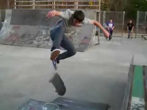 athol skatepark montage v.2