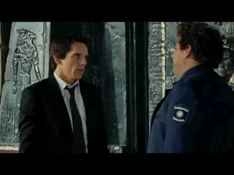 Funny Scene From Night At The Museum 2