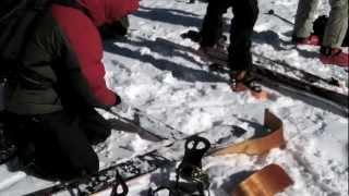 Ski in Beautiful Bamyan with Rah-e-Abrisham Tour Agency