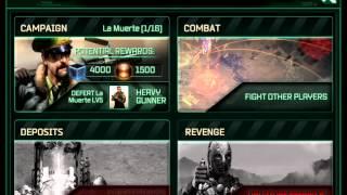 War Commander videosu