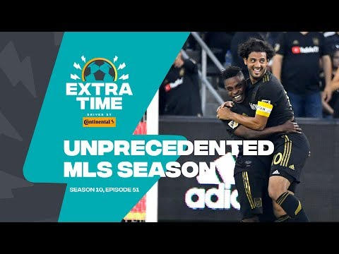 Video: How insane and unprecedented is this playoff race? And are Atlanta United the 2nd best team in MLS?